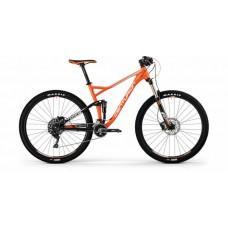 Велосипед CENTURION NUMINIS 1000.29,ORANGEIBLACK,48CM