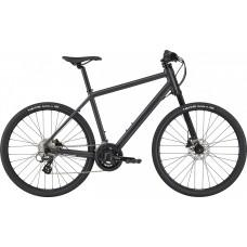 "Велосипед Cannondale BAD BOY 3 рама - L 2020 BBQ черно-матовый 27,5"""