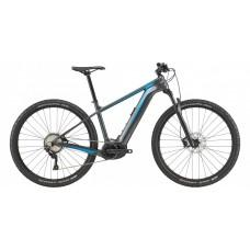 """Велосипед Cannondale TRAIL Neo 2 электро привод рама - L 2020 GRA 29"""""""