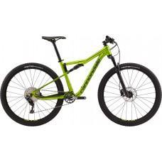 "Велосипед Cannondale SCALPEL SI 6 рама - L 2019 AGR салатовый 29"""