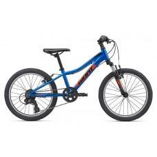 Велосипед Giant XTC Jr 20 металл син.