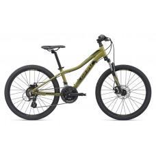 Велосипед Giant XTC Jr 24 Disc оливк. зел.