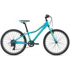 Велосипед Liv Enchant 24 Lite бирюзой.