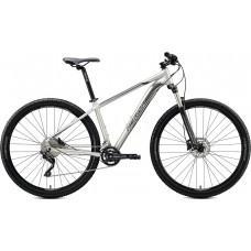 Велосипед MERIDA BIG.NINE 80 L MATT TITAN(BLACK/SILVER)