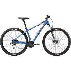 "Велосипед MERIDA BIG.NINE 100 M(17"") GLOSSY BLUE(RED)"