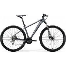Велосипед MERIDA BIG.NINE 20-MD M MATT ANTHRACITE(BLACK/SILVER)