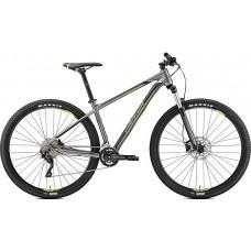 Велосипед MERIDA BIG.NINE 300 M SILK ANTHRACITE(GREEN/BLACK)