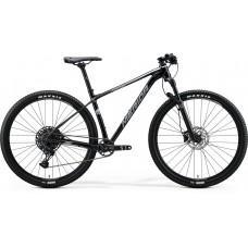 Велосипед MERIDA BIG.NINE LIMITED M METALLIC BLACK(MATT DARK SILVER)