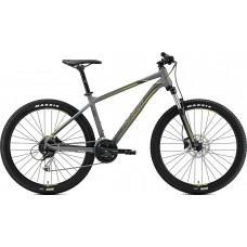 "Велосипед MERIDA BIG.SEVEN 100 XS(13.5"") MATT GREY(YELLOW/DARK GREY)"