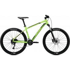 Велосипед MERIDA BIG.SEVEN 200 S GLOSSY GREEN(BLACK)