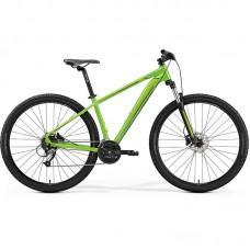 "Велосипед MERIDA BIG.NINE 40-D M(17"") LITE GREEN(BLACK)"