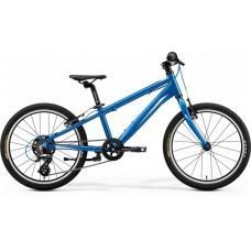 Велосипед MERIDA MATTS J.20 RACE UNI GLOSSY LIGHT BLUE(BLUE/WHITE)