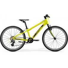 Велосипед MERIDA MATTS J.24 RACE UNI GLOSSY SPARKLING YELLOW(BLACK)