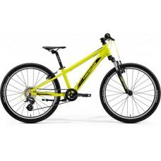 Велосипед MERIDA MATTS J.24 UNI GLOSSY SPARKLING YELLOW(BLACK)
