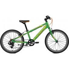 "Велосипед MATTS J20 RACE 10"" GREEN(ORANGE/LITE GREEN)"