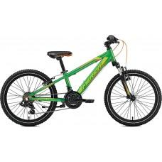 "Велосипед MERIDA MATTS J20 10"" GREEN(ORANGE/LITE GREEN)"