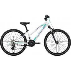 "Велосипед MERIDA MATTS J24 11.5""L PEARL WHITE(PURPLE/TEAL)"