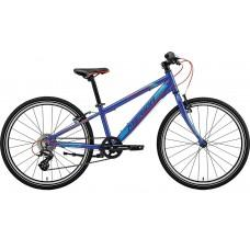 "Велосипед MERIDA MATTS J24 RACE 11.5"" BLUE(LITE BLUE/RED)"