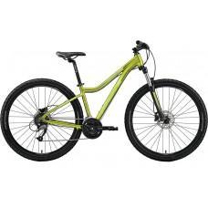 "Велосипед MERIDA JULIET 7.40-D S(15"") GLOSSY OLIVE(GREEN/GREEN)"