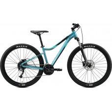 Велосипед MERIDA MATTS 7.100 S GLOSSY TEAL(SILVER-GREEN/BLACK)