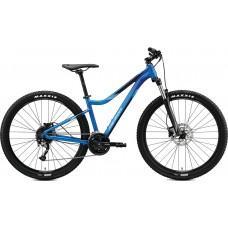 Велосипед MERIDA MATTS 7.100 S MATT MEDIUM BLUE(SILVER-BLUE/BLACK)