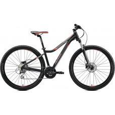 Велосипед MERIDA MATTS 7.20 M MATT BLACK(RED/GREY)