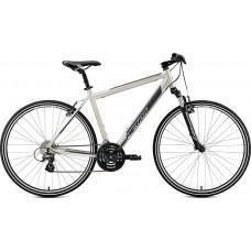 Велосипед MERIDA CROSSWAY 15-V XS(44cм) MATT TITAN(BLACK)