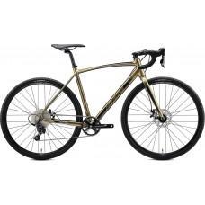 Велосипед MERIDA MISSION CX 100 SE L GLOSSY PEARL SAND(BLACK)