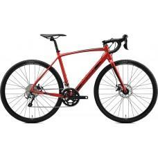 Велосипед MERIDA MISSION CX 300 SE M-L SILK X'MAS RED(BLACK)