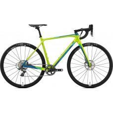 Велосипед MERIDA MISSION CX 8000 L(56cм) GREEN(BLUE)