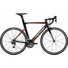 Велосипед MERIDA REACTO 400 XL(59cм) BLACK(TEAM REPLICA)