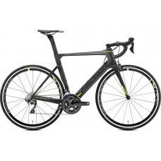 Велосипед MERIDA REACTO 6000 M-L(54cм) MATT CARBON UD(YELLOW)