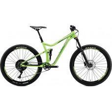"Велосипед MERIDA ONE-FORTY 600 L(19"") SILK TITAN(GREEN)"