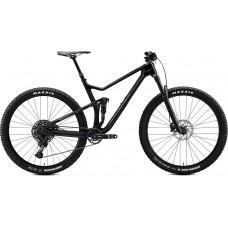 Велосипед MERIDA ONE-TWENTY 9.3000 L GLOSSY BLACK/MATT BLACK