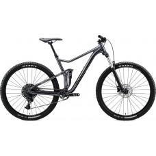Велосипед MERIDA ONE-TWENTY 9.400 M GLOSSY ANTHRACITE(SILVER)