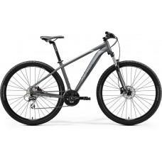 Велосипед MERIDA BIG.NINE 20-D M MATT ANTHRACITE(BLACK/SILVER)