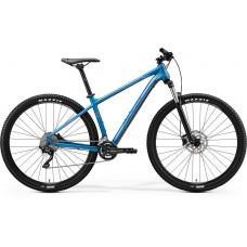 Велосипед MERIDA BIG.NINE 300 M MATT LIGHT BLUE(GLOSSY BLUE/SILVER)