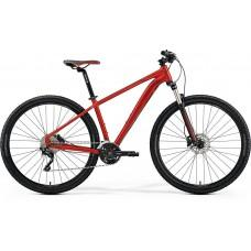"Велосипед MERIDA BIG.NINE 80-D L(19"") SILK RED(DARK RED)"
