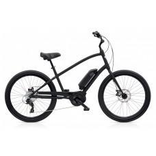"""Велосипед Electra Townie GO! 8i EU электро привод Black 26"""""""