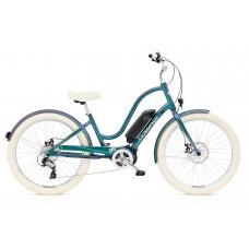 Велосипед Electra Townie GO! 8d EU Ladies' электро привод GN 26""
