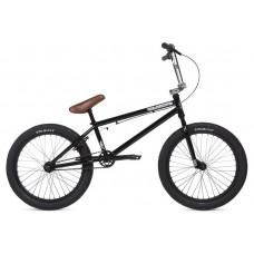 "Велосипед Stolen CASINO XL рама - 21.0"" 2020 BLACK & CHROME PLATE 20"""