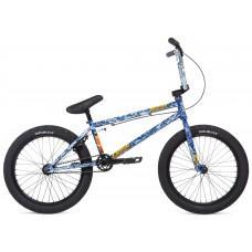 "Велосипед Stolen CREATURE 2020 ANGRY SEAS BLUE, синий 20"""