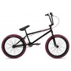 "Велосипед Stolen 20"" CASINO XL рама - 21.0"" 2021 BLACK & BLOOD RED"