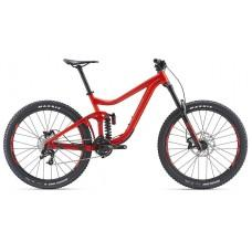 Велосипед Giant Reign SX 2 RED 27,5 M