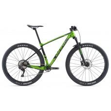 Велосипед Giant XTC Advanced 27.5+ 3 metallic green M