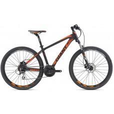 Велосипед Giant RINCON DISC 27.5 black-orange M
