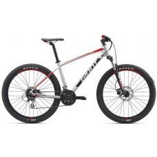 Велосипед Giant Talon 3 silver L