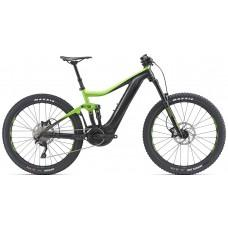 Велосипед Giant Trance E+ 3 PRO 25km/h 27.5+ green-black