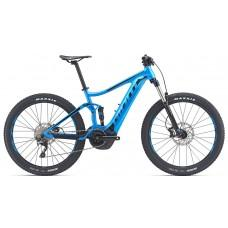Електро Велосипед  Giant STANCE E+ 2 POWER 25km/h 27.5+ blue М