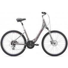 Велосипед LIV SEDONA DX W metal gray M